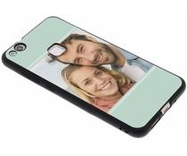 Ontwerp uw eigen Huawei P10 Lite gel hoesje - Zwart
