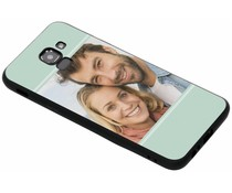 Ontwerp uw eigen Samsung Galaxy J6 gel hoesje - Zwart