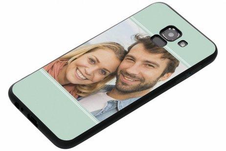 Samsung Galaxy J6 hoesje - Ontwerp uw eigen Samsung