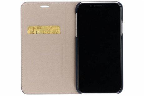 Hama Guard Booktype voor iPhone Xr - Blauw