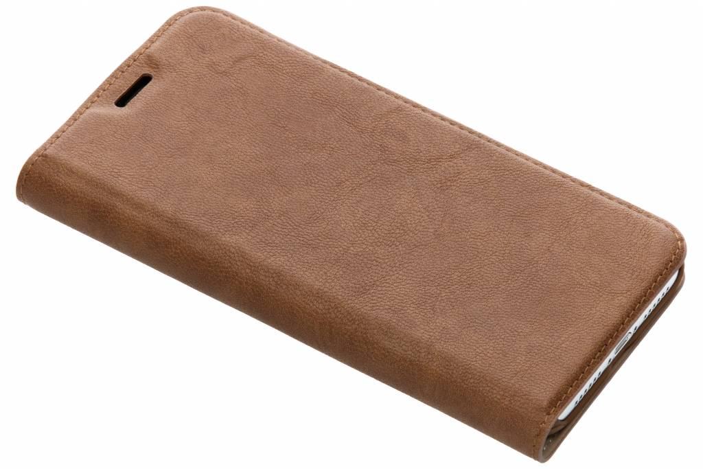 Hama Bruine Guard Booklet Case voor de iPhone Xr