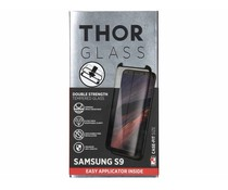 THOR Case-Fit Screenprotector + Easy Apply Frame Galaxy S9