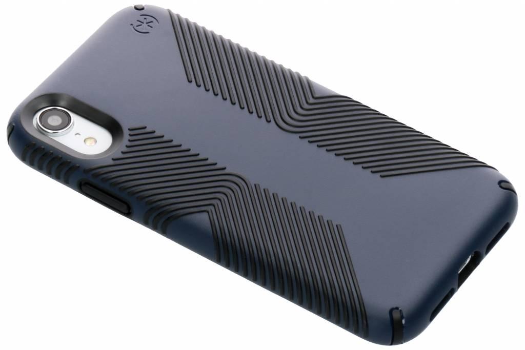 Speck Blauwe Presidio Grip Case voor de iPhone Xr