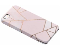 Selencia Pink Graphic Passion Hard Case iPhone 5 / 5s / SE