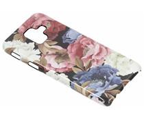 Selencia Flowers Passion Hard Case Samsung Galaxy A6 (2018)