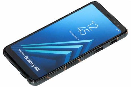 Passion Backcover voor de Samsung Galaxy A8 (2018)