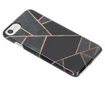Selencia Black Graphic Passion Hard Case iPhone 8 / 7 / 6 / 6s