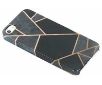 Selencia Black Graphic Passion Hard Case iPhone 5 / 5s / SE
