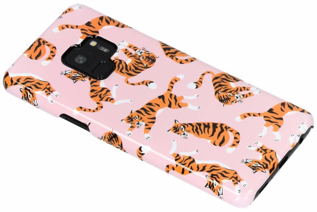 Tiger Passion Hard Case voor de Samsung Galaxy S9
