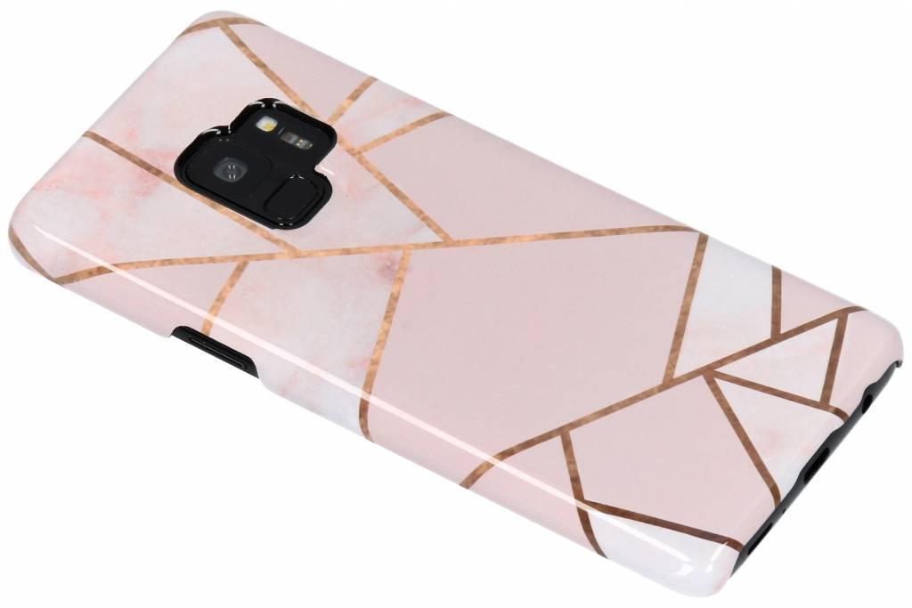 Pink Graphic Passion Hard Case voor de Samsung Galaxy S9