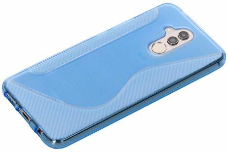 Huawei Mate 20 Lite hoesje - S-line Backcover voor Huawei