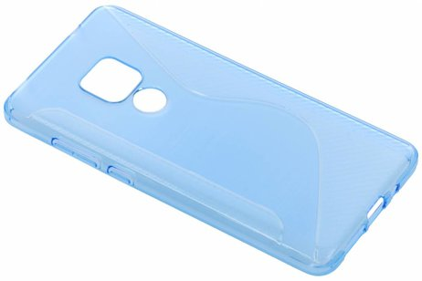 Huawei Mate 20 hoesje - S-line Backcover voor Huawei