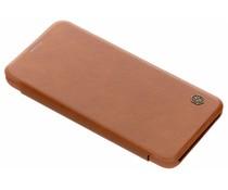 Nillkin Qin Leather Slim Booktype Huawei Mate 20 Lite