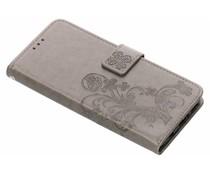 Klavertje Bloemen Booktype Huawei Mate 20 Lite