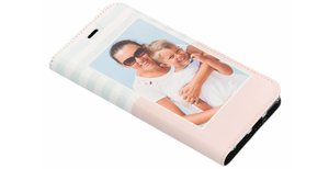 Ontwerp uw eigen Huawei Y6 (2018) gel booktype hoes