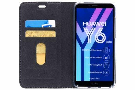 Huawei Y6 (2018) hoesje - Ontwerp uw eigen Huawei