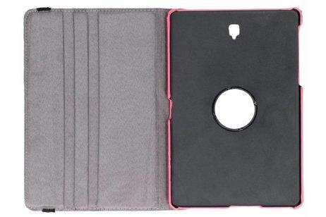 360° Draaibare Design Bookcase voor Samsung Galaxy Tab S4 10.5 - Keep Calm