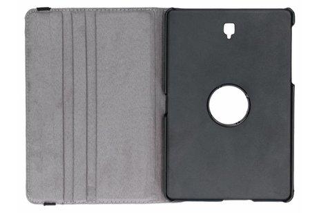 360° Draaibare Design Bookcase voor Samsung Galaxy Tab S4 10.5 - Amerikaanse Vlag