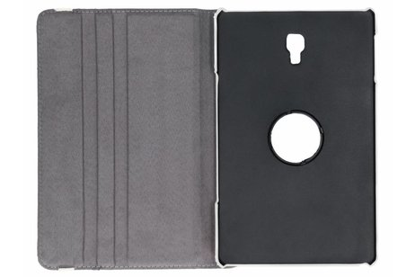 360° Draaibare Design Bookcase voor Samsung Galaxy Tab A 10.5 (2018) - Spikkel