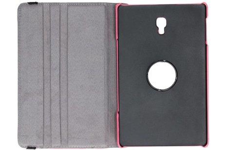 360° Draaibare Design Bookcase voor Samsung Galaxy Tab A 10.5 (2018) - Keep Calm