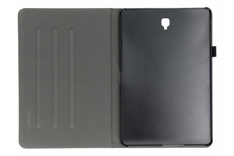 Gecko Covers Easy-Click Bookcase voor Samsung Galaxy Tab S4 10.5 - Zwart