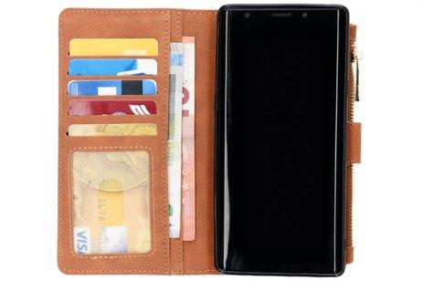 Samsung Galaxy Note 9 hoesje - Luxe Portemonnee voor Samsung