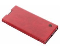 Nillkin Qin Leather Slim Booktype Sony Xperia XA2 Plus