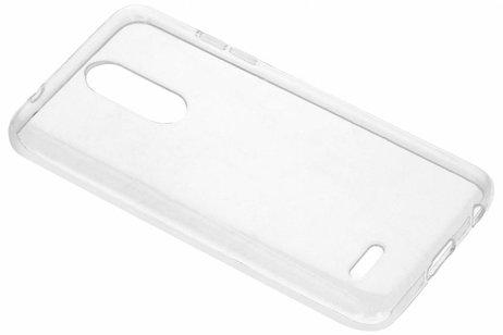 LG K11 hoesje - Softcase Backcover voor LG