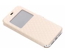 Goud Rhombus hoesje iPhone Xr
