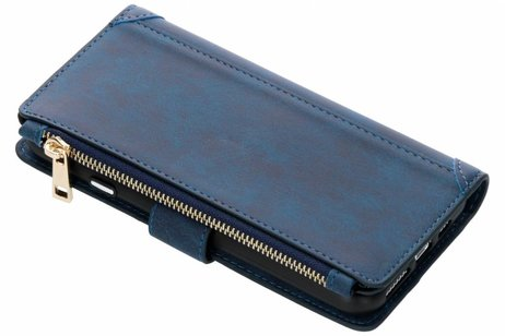 iPhone Xs Max hoesje - Luxe Portemonnee voor iPhone