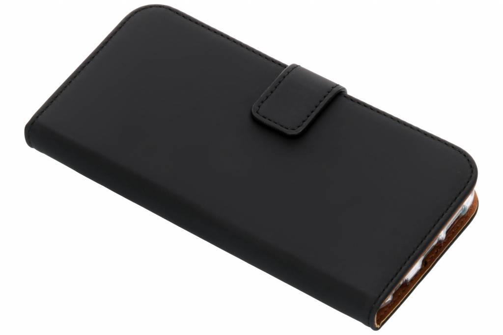 Zwarte Luxe TPU Book Case voor de Samsung Galaxy S6