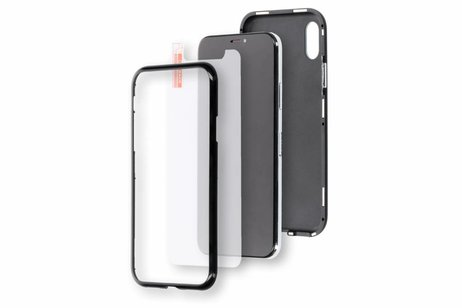 iPhone X hoesje - Selencia Design Magnetisch Backcover