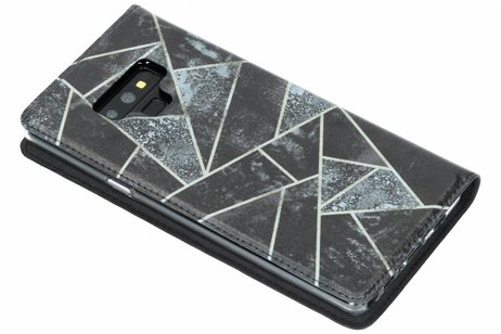 Samsung Galaxy Note 9 hoesje - Design Softcase Booktype voor