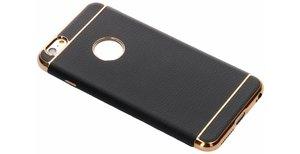 Luxe Lederen Backcover iPhone 6(s) Plus