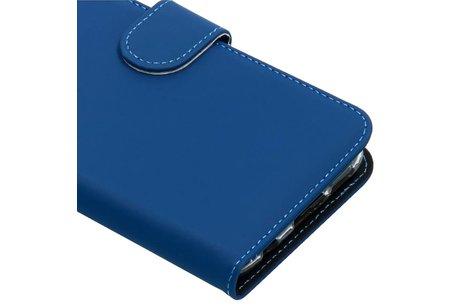 Huawei P Smart Plus hoesje - Accezz Wallet Softcase Booktype