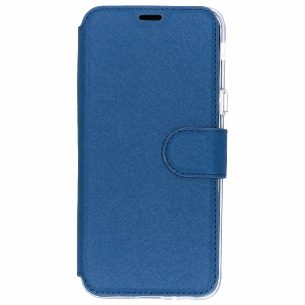 Accezz Xtreme Wallet Booktype voor Samsung Galaxy J6 - Donkerblauw