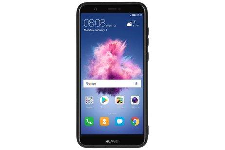 Huawei P Smart hoesje - Design Backcover Color voor