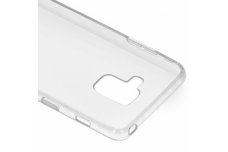 Samsung Galaxy A8 (2018) hoesje - Design Backcover voor Samsung
