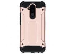 Rosé Goud Rugged Xtreme Case Huawei Mate 20 Lite