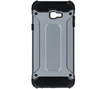 Grijs Rugged Xtreme Case Samsung Galaxy J4 Plus