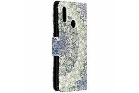 Huawei P Smart Plus hoesje - Design Softcase Booktype voor