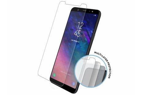 Eiger Tri Flex Screenprotector voor Samsung Galaxy A6 (2018)