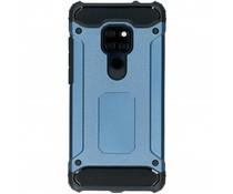 Donkerblauw Rugged Xtreme Case Huawei Mate 20