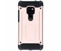 Rosé Goud Rugged Xtreme Case Huawei Mate 20