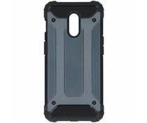 Donkerblauw Rugged Xtreme Case OnePlus 6T