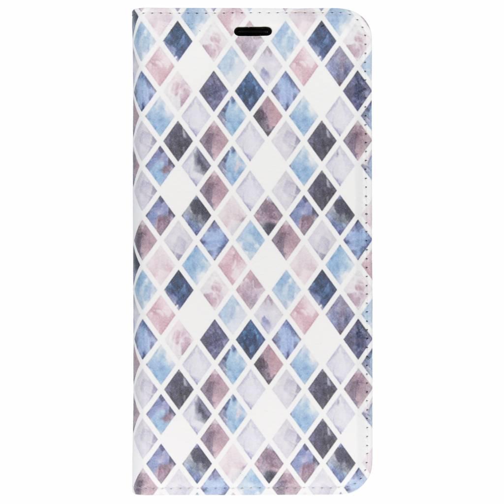 Ruiten Design TPU Bookcase voor de Samsung Galaxy S9