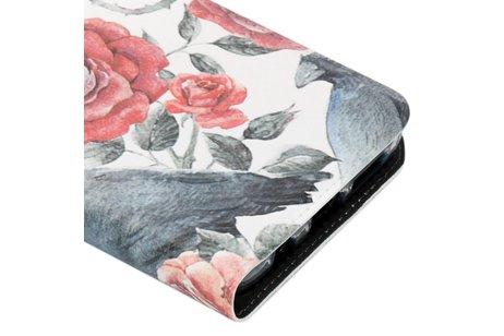 Samsung Galaxy S9 Plus hoesje - Design Softcase Booktype voor