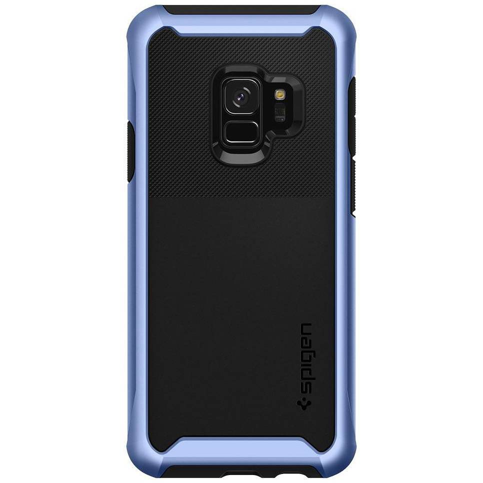 Spigen Blauwe Neo Hybrid™ Urban Case voor de Samsung Galaxy S9