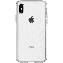 Spigen Liquid Crystal Glitter Backcover iPhone X / Xs
