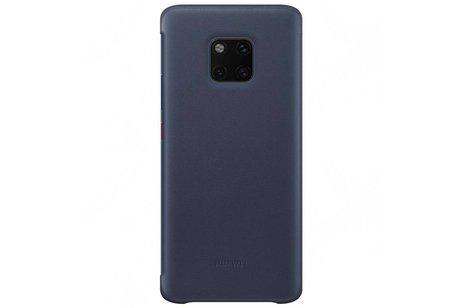 Huawei Smart View Flip Case voor Huawei Mate 20 Pro - Blauw